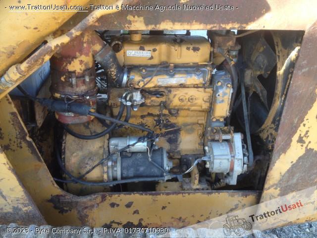 Motore  - perkins d 3152 benati fiat landini lugli massey ferguson 1