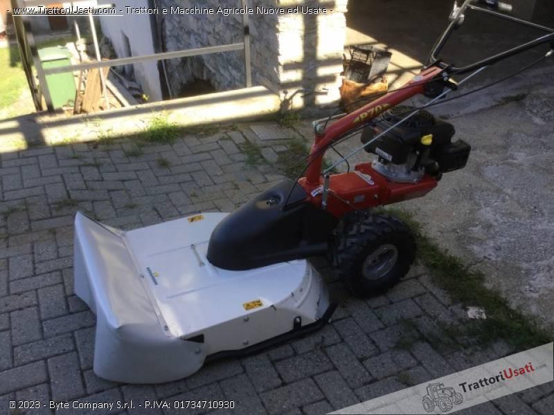 Trincia  - p70 eurosystem 2