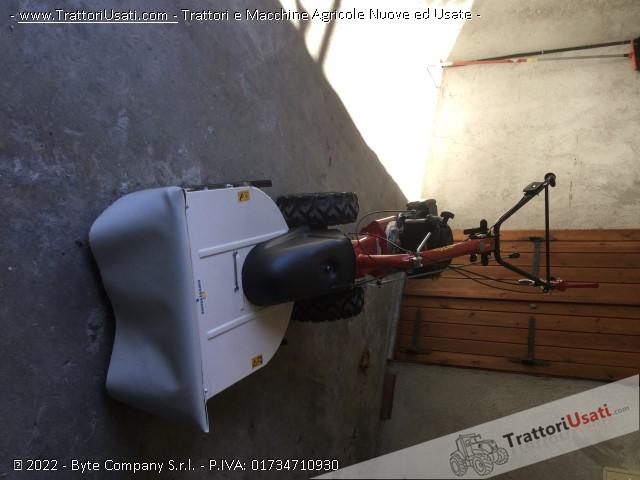 Trincia  - p70 eurosystem 4