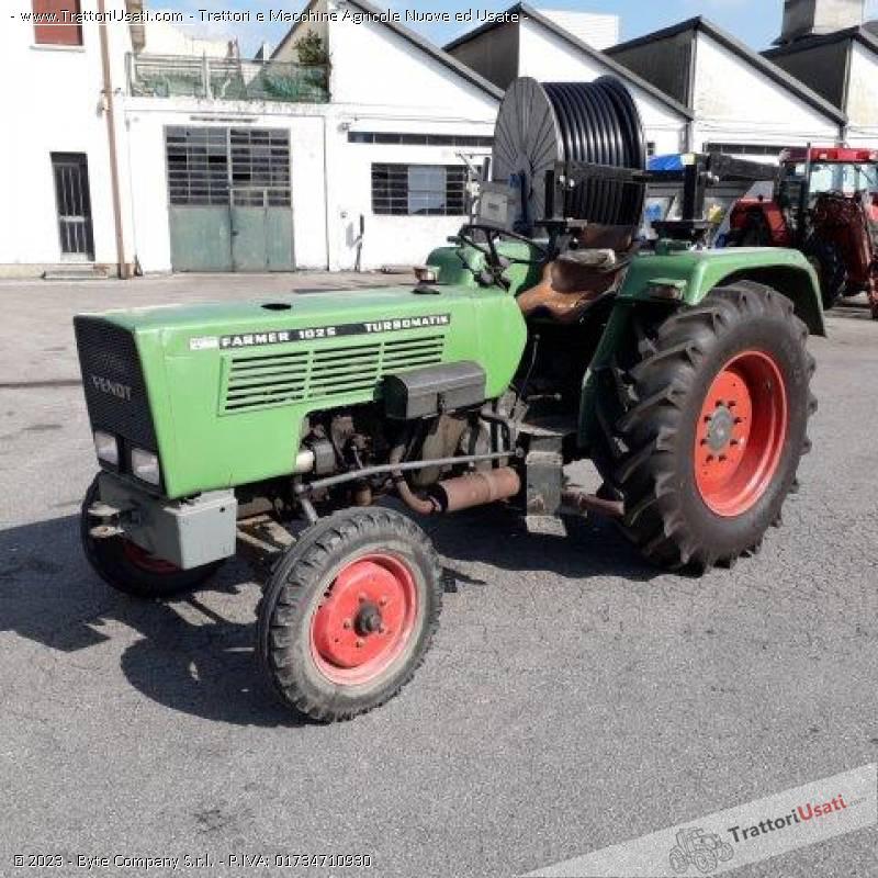 Trattore fendt - farmer 102 s 0