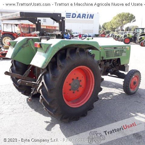 Trattore fendt - farmer 102 s 2