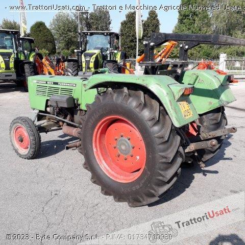 Trattore fendt - farmer 102 s 4