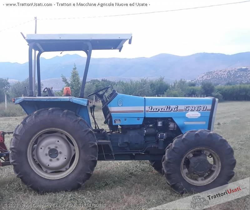 Trattore landini - 5860 1