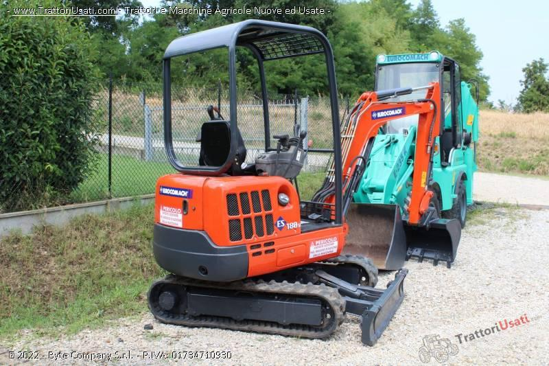 Mini escavatore  - es 180sr eurocomach 1