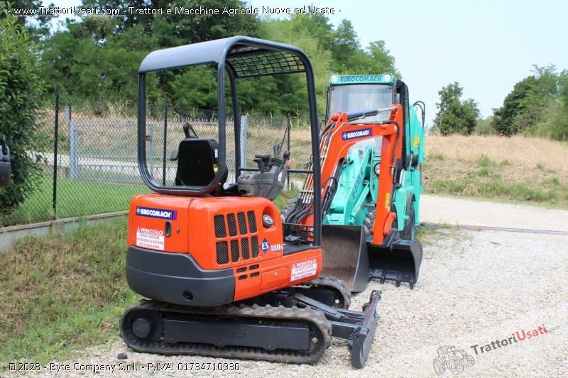Mini escavatore  - es 180sr eurocomach 3