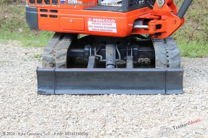 Mini escavatore  - es 180sr eurocomach 5
