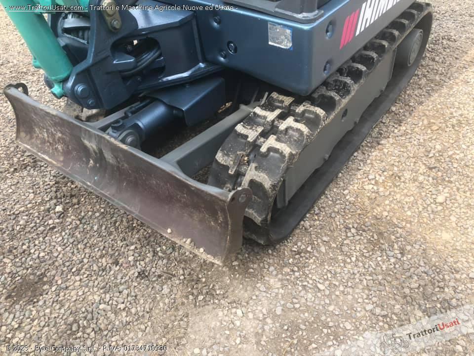 Mini escavatore  - ihimer 16 n 4