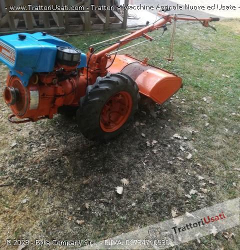 Motocoltivatore pasquali - 912 1