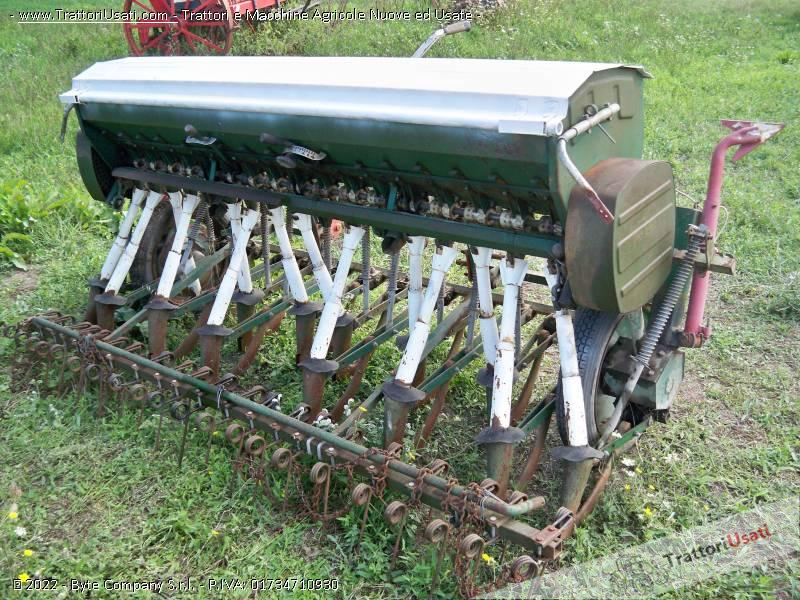 Seminatrice carraro - pampas 250 1