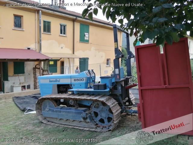 Trattore landini - 6500 2