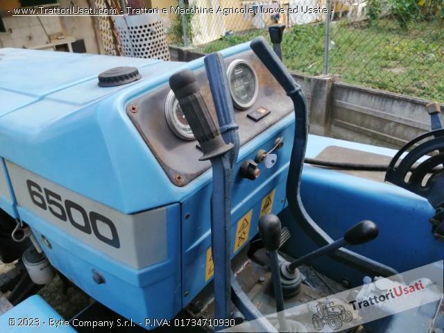 Trattore landini - 6500 3