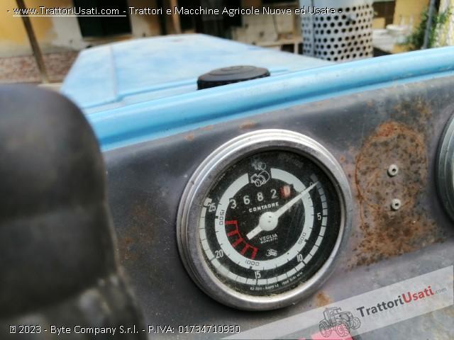 Trattore landini - 6500 4