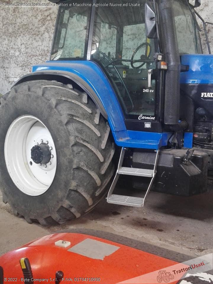 Trattore new holland - g240 0