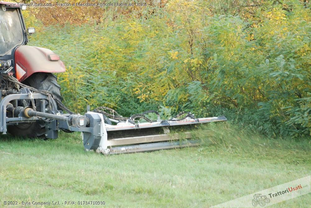 Trinciatore  - delta xl 1800 forestale aardenburg 4
