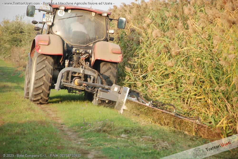 Trinciatore  - delta xl 1800 forestale aardenburg 5
