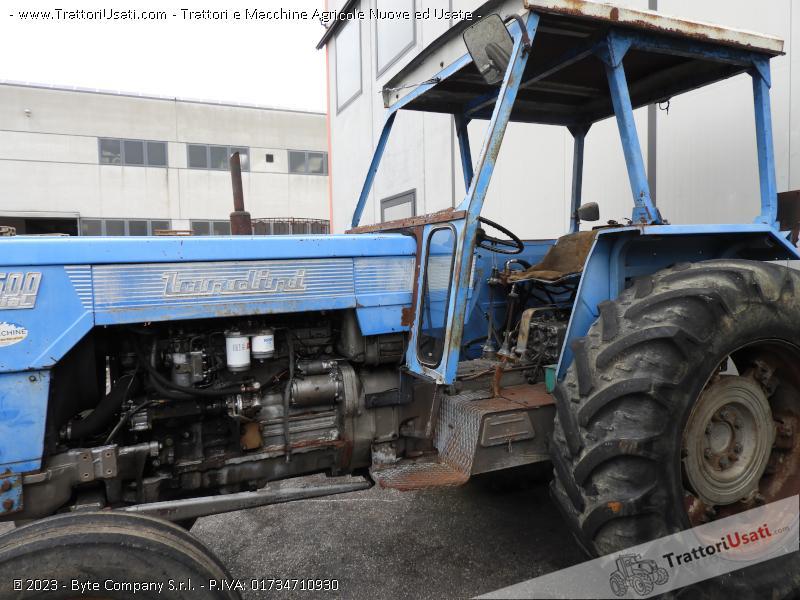 Trattore landini - r9500 3