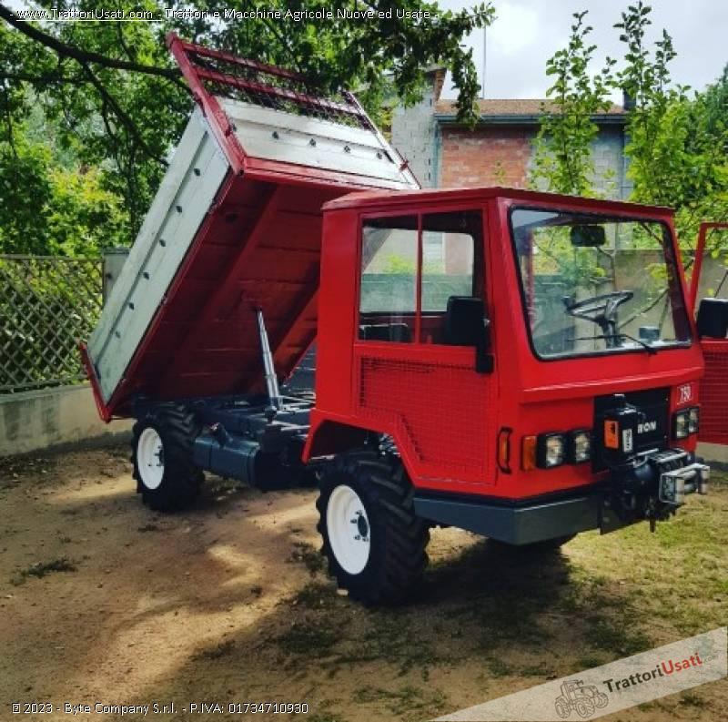 Transporter  - 750 caron 0