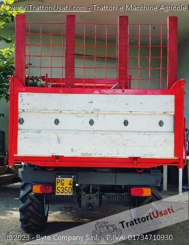 Transporter  - 750 caron 4