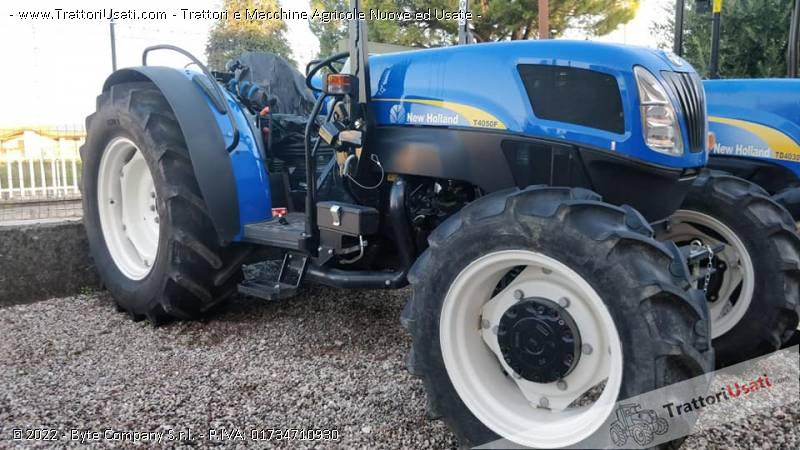 Trattore new holland - t4050f 2
