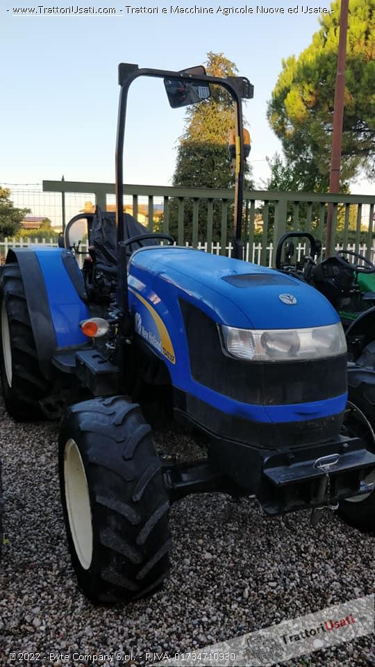 Trattore new holland - td4030f 1