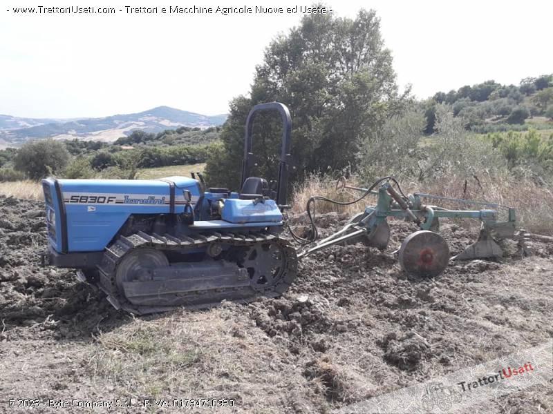 Trattore cingolato landini - 5830 0